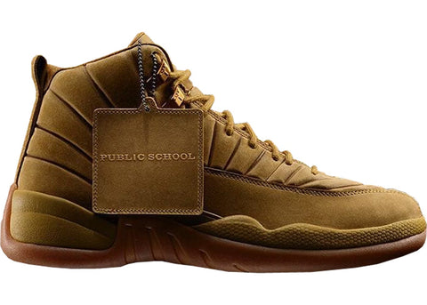 Jordan 12 Retro PSNY Wheat