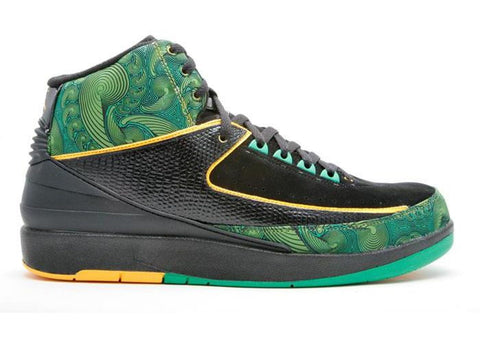 Jordan 2 Retro Doernbecher Peacock