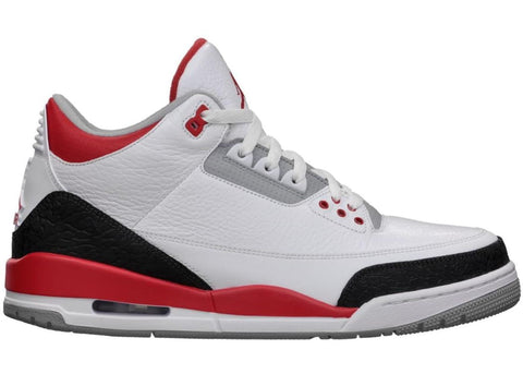 Jordan 3 Retro Fire Red (2013)