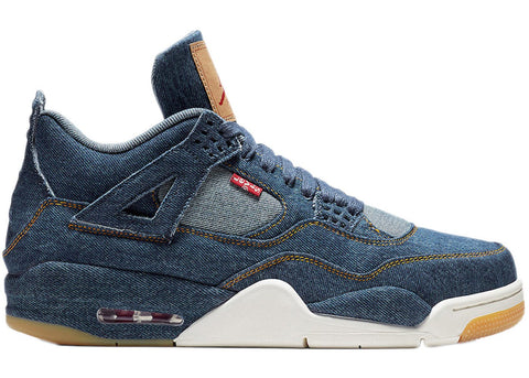 Jordan 4 Retro Levi's Denim