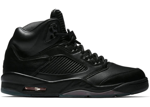 Jordan 5 Retro Premium Triple Black