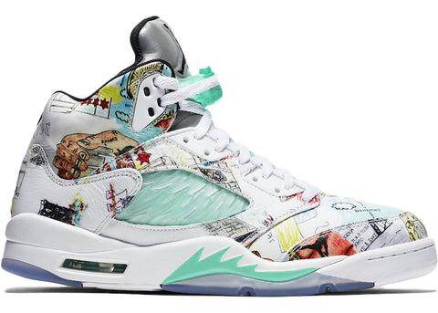 Jordan 5 Retro Wings