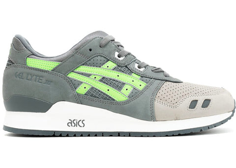 Asics Gel-Lyte III Ronnie Fieg Super Green
