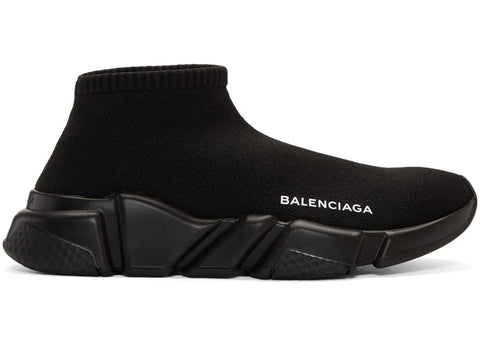 Balenciaga Speed Trainer Low Black (W)