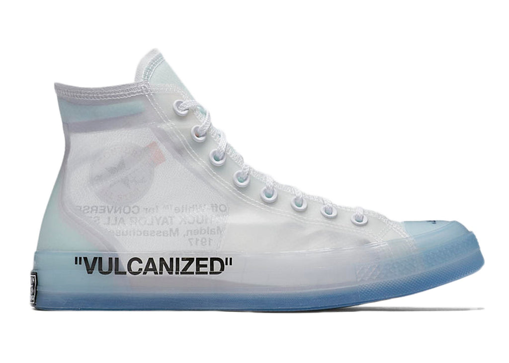 Converse Chuck Taylor All-Star Hi Off-White – Cop-room 803fd0a03