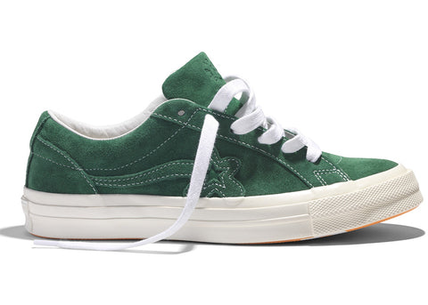 Converse One Star Ox Tyler the Creator Golf Le Fleur Mono (Green)