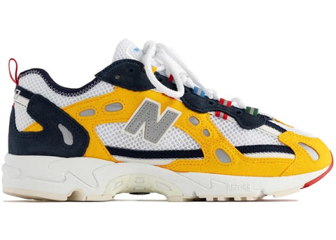 New Balance 827 Abzorb Aime Leon Dore Yellow