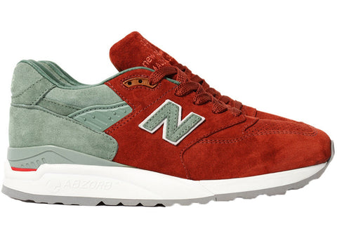 New Balance 998 CNCPTS Rivalry Pack Boston