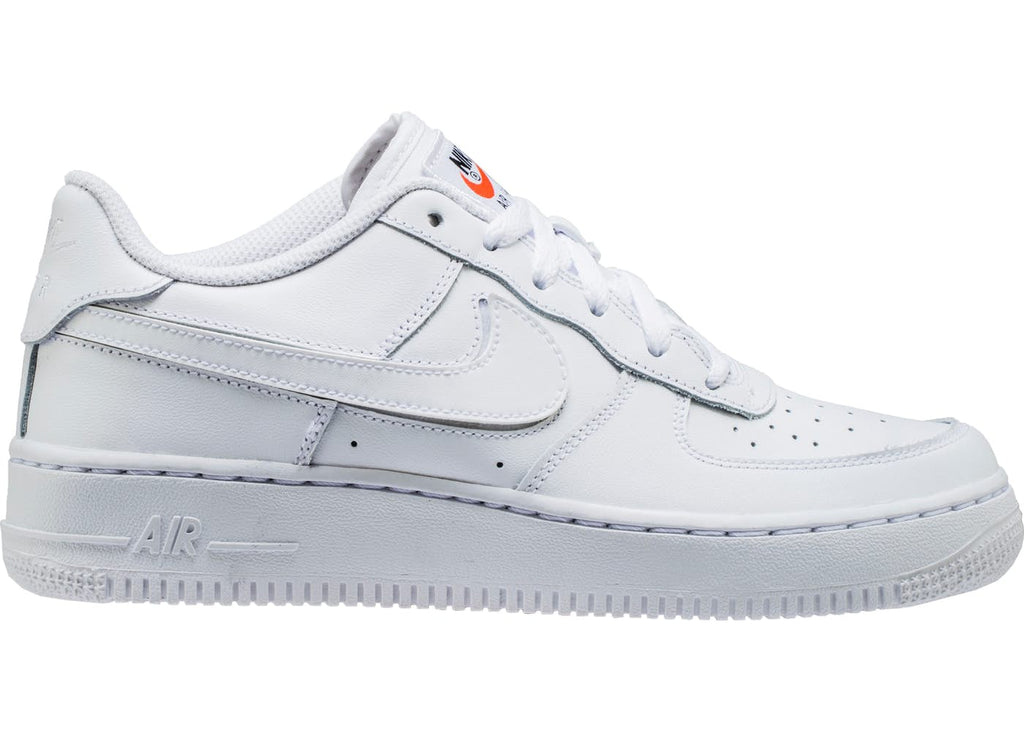 half off 190fc c5b0d Air Force 1 Low Swoosh Pack All-Star 2018 White (GS)