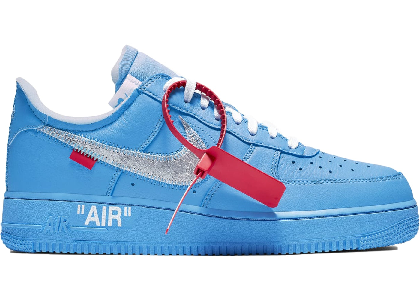 --Air Force 1 Low Off-White MCA  University Blue--