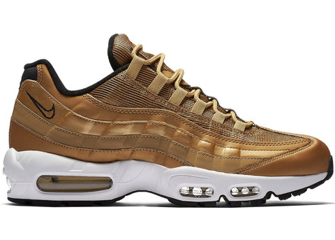 Air Max 95 Metallic Gold