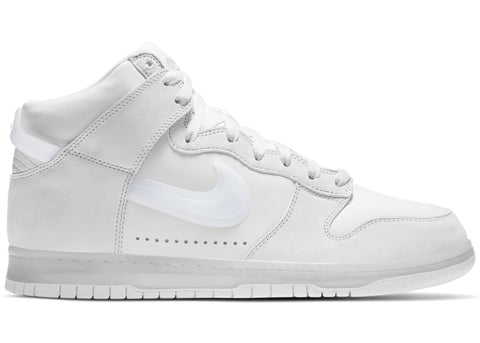 Nike Dunk High Slam Jam White Pure Platinum