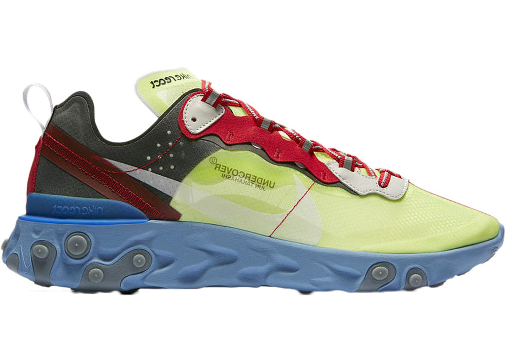 on sale quite nice united states Nike React Element 87 Undercover Volt