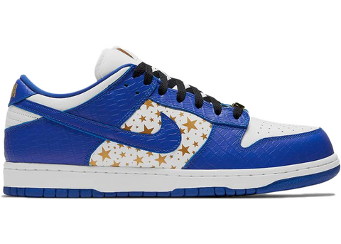 Nike SB Dunk Low Supreme Hyper Royal