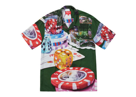 Supreme Casino Rayon Shirt