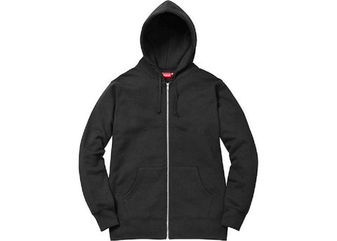 Supreme Gonz Butterfly Zip Up Sweat Black