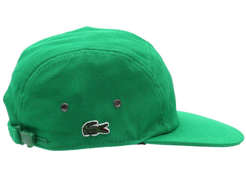 Supreme Lacoste Pique Knit Camp Cap Green