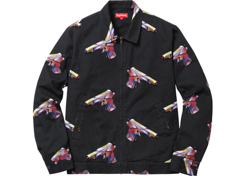 Supreme Mendini Work Jacket Black