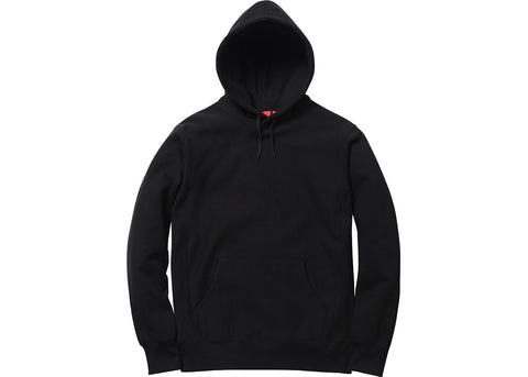 Supreme Mendini Gun Hooded Sweatshirt Black