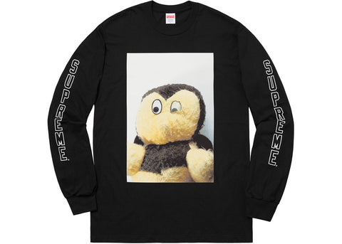 Supreme Mike Kelley AhhYouth! L/S Tee Black
