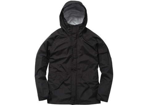 Supreme Military Taped Seam Jacket Black