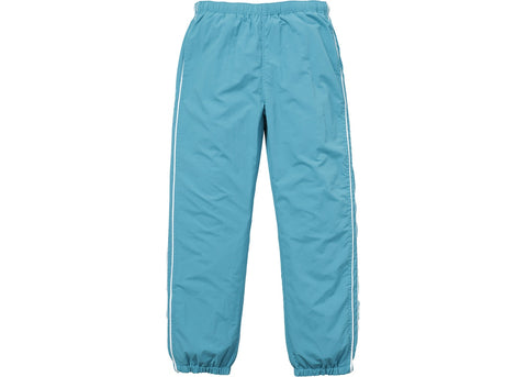Supreme Piping Track Pant Teal