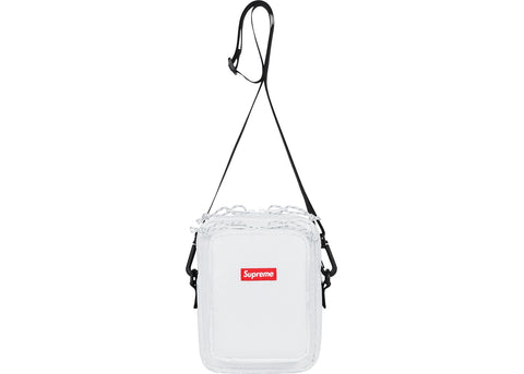 Supreme Shoulder Bag White