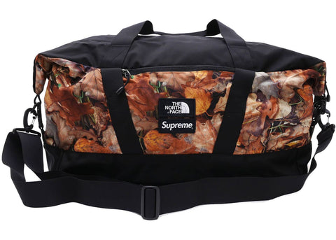 Supreme The North Face Apex Duffle Bag Leaves