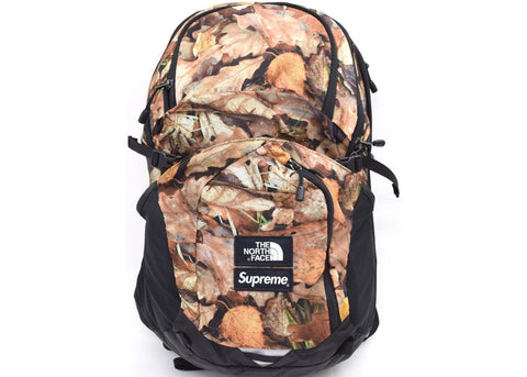 Supreme The North Face Pocono Backpack Leaves
