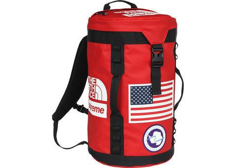 Supreme The North Face Trans Antarctica Expedition Big Haul Backpack Red