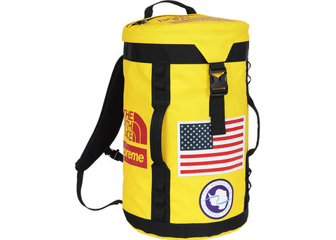 Supreme The North Face Trans Antarctica Expedition Big Haul Backpack Yellow