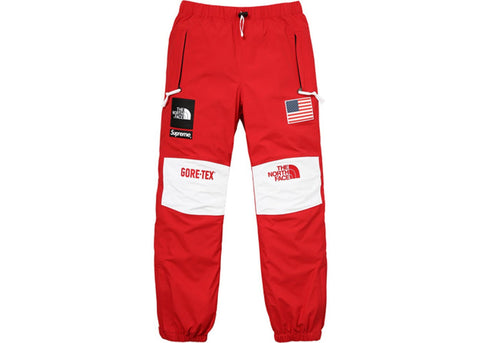 Supreme The North Face Trans Antarctica Expedition Pant Red