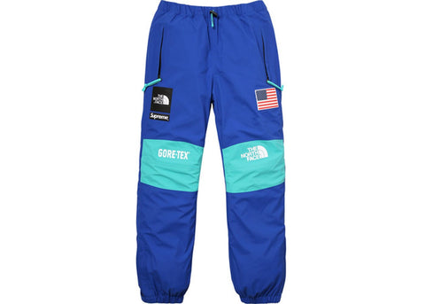 Supreme The North Face Trans Antarctica Expedition Pant Royal