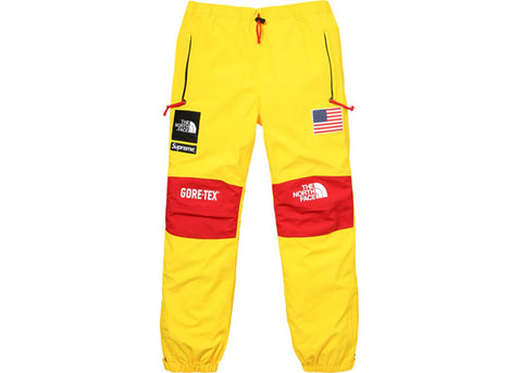 Supreme The North Face Trans Antarctica Expedition Pant Yellow