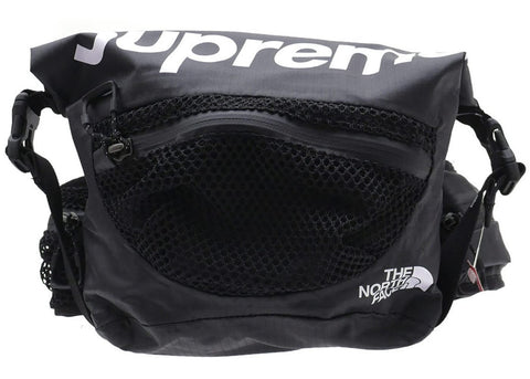 Supreme The North Face Waterproof Waist Bag Black