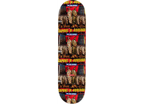 Supreme The War Report Skateboard Multi