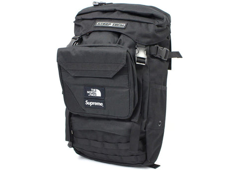 Supreme The North Face Steep Tech Backpack Black