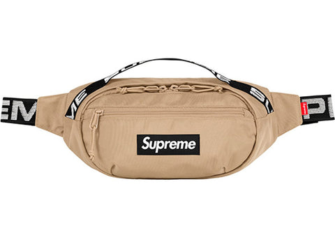 Supreme Waist Bag (SS18) Tan