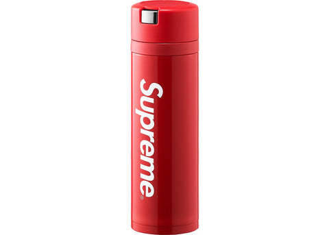Supreme Zojirushi Stainless Mug Red