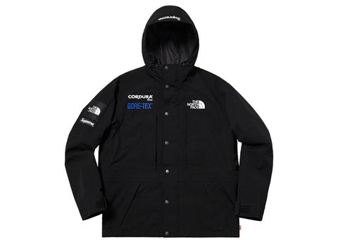 Supreme The North Face Expedition Jacket Black