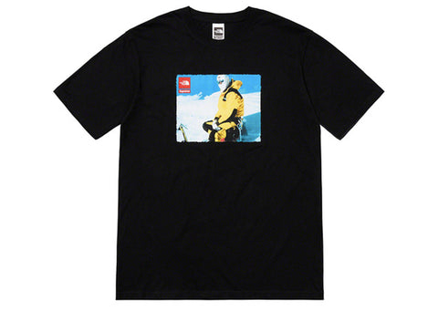 Supreme The North Face Expedition Tee Black