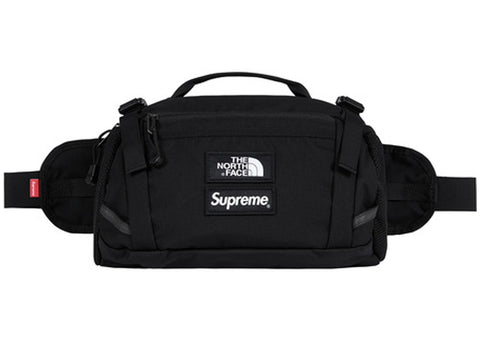 Supreme The North Face Waist Bag Black