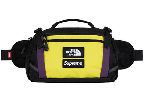 Supreme The North Face Waist Bag Yellow