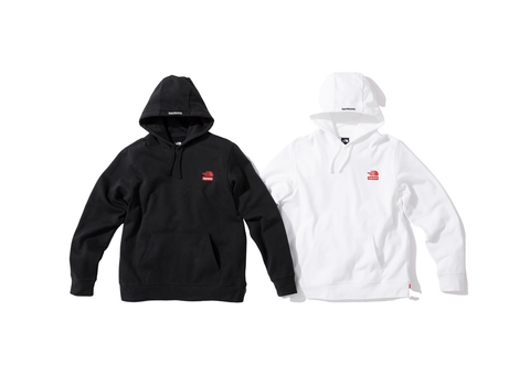 Supreme®/The North Face® Statue of Liberty Hooded Sweatshirt