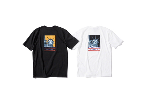 Supreme®/The North Face® Statue of Liberty Tee