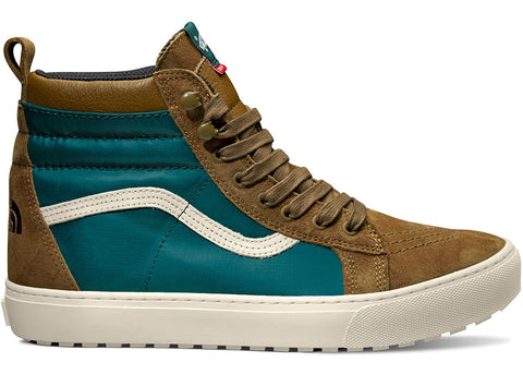 Vans Sk8-Hi MTE The North Face Deep Teal