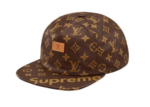 Supreme Louis Vuitton 5 Panel Hat