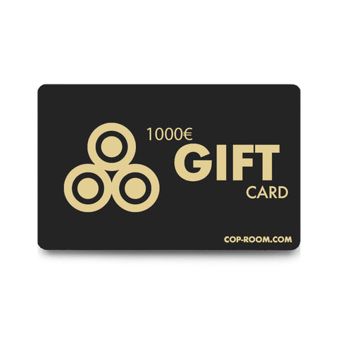 1000 € Gift Card
