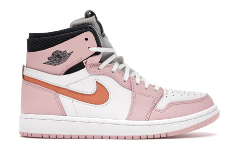 Jordan 1 High Zoom Air CMFT Pink Glaze (W)