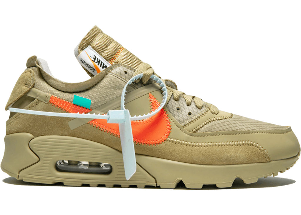 best choice low price picked up Air Max 90 Off-White Desert Ore